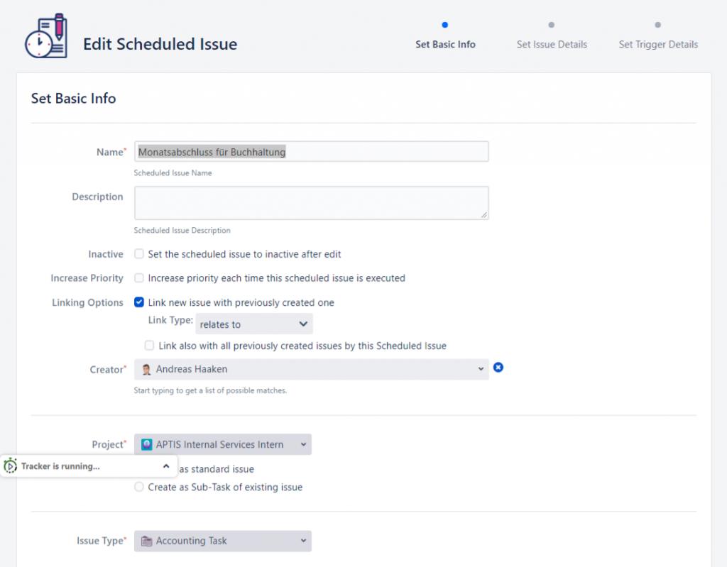 scheduler step 1